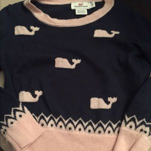 VINEYARD VINE 🐳 whale sweater
